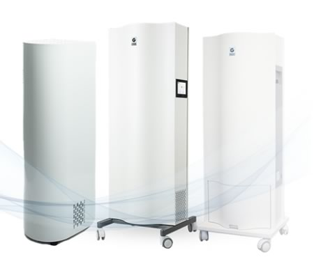 汚染空気浄化装置ゲナノ(GENANO)の画像